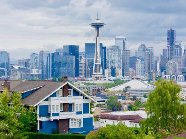 Seattle,,Washington,/,Usa,-,September,13,,2019:,Captured,From